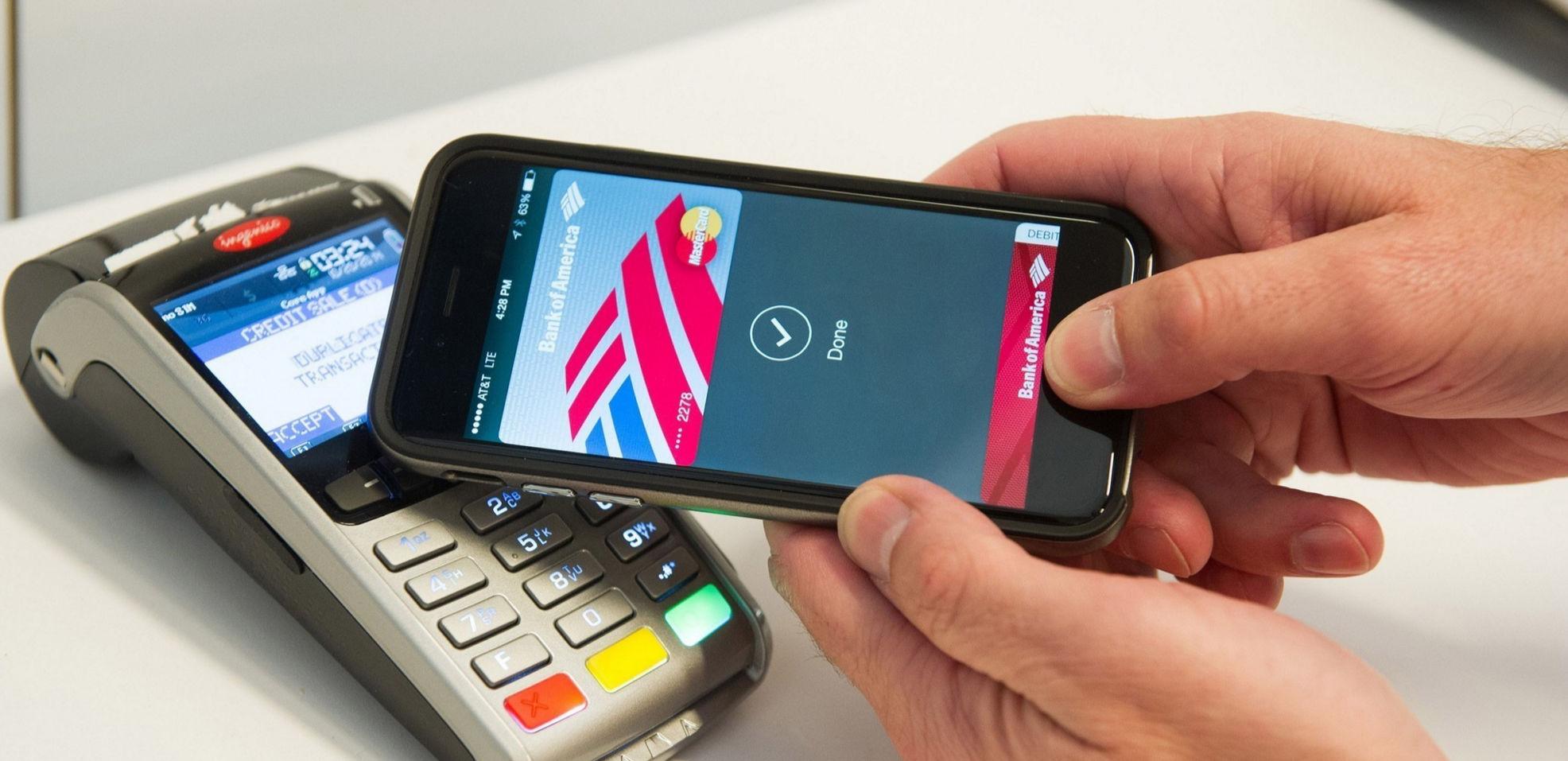 Apple Pay 测试成功,马上就能「刷 iPhone」购物了!
