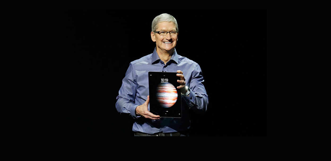 100秒带你看完2015苹果秋季发布会