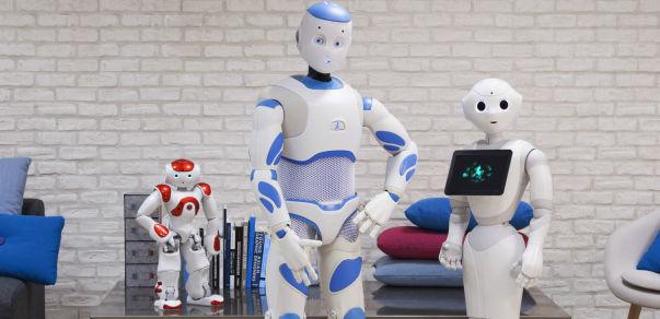 Pepper 跟 Nao 这两个跟咱们最像的服务机器人,你到底听说过没