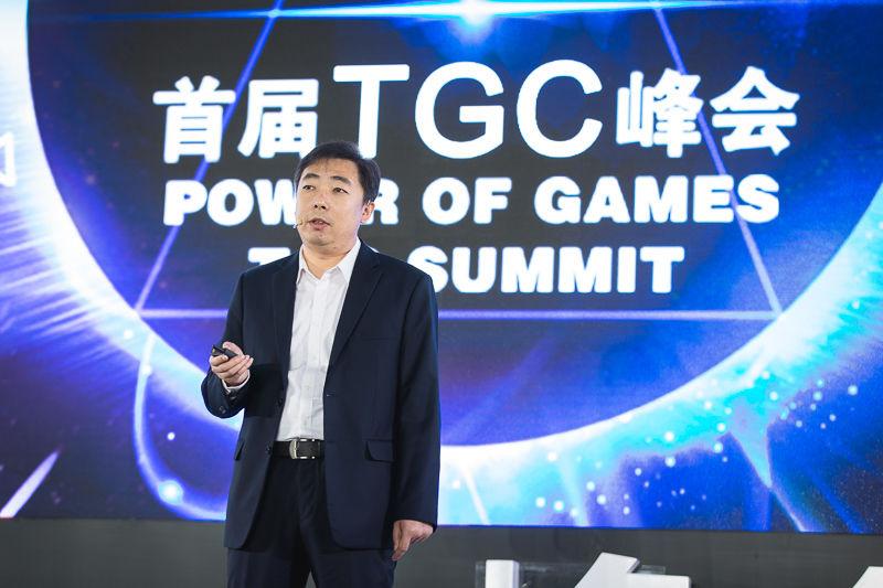 阅文集团副总朱靖:游戏与文学的新想象空间