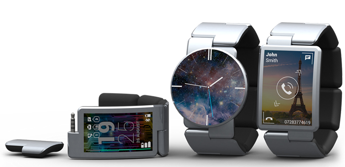 Blocks 模块化智能手表