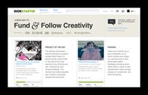Kickstarter-创意大本营