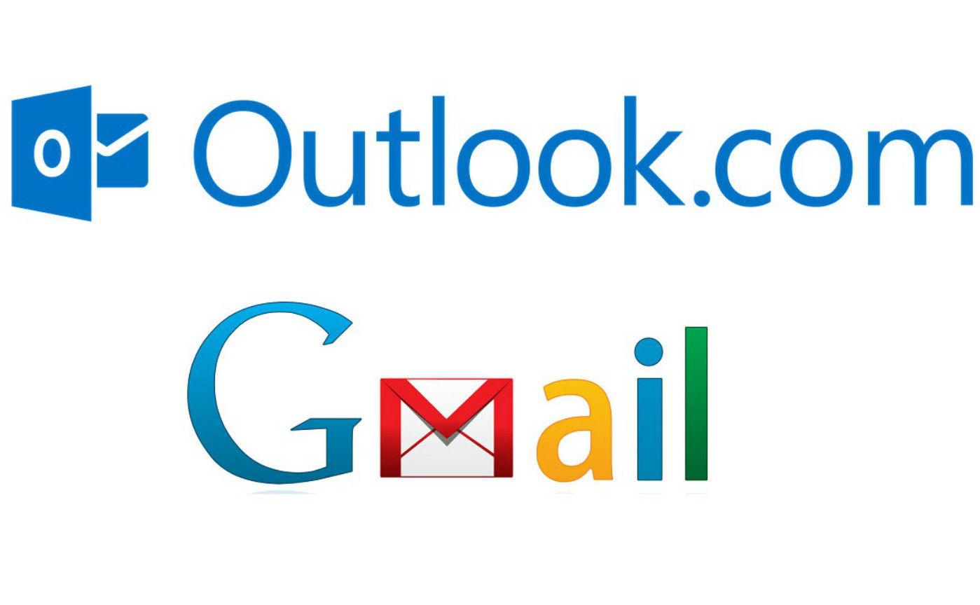 身为竞争对手的 Gmail 和 Outlook 在同一天更新,他们各打的是什么算盘?