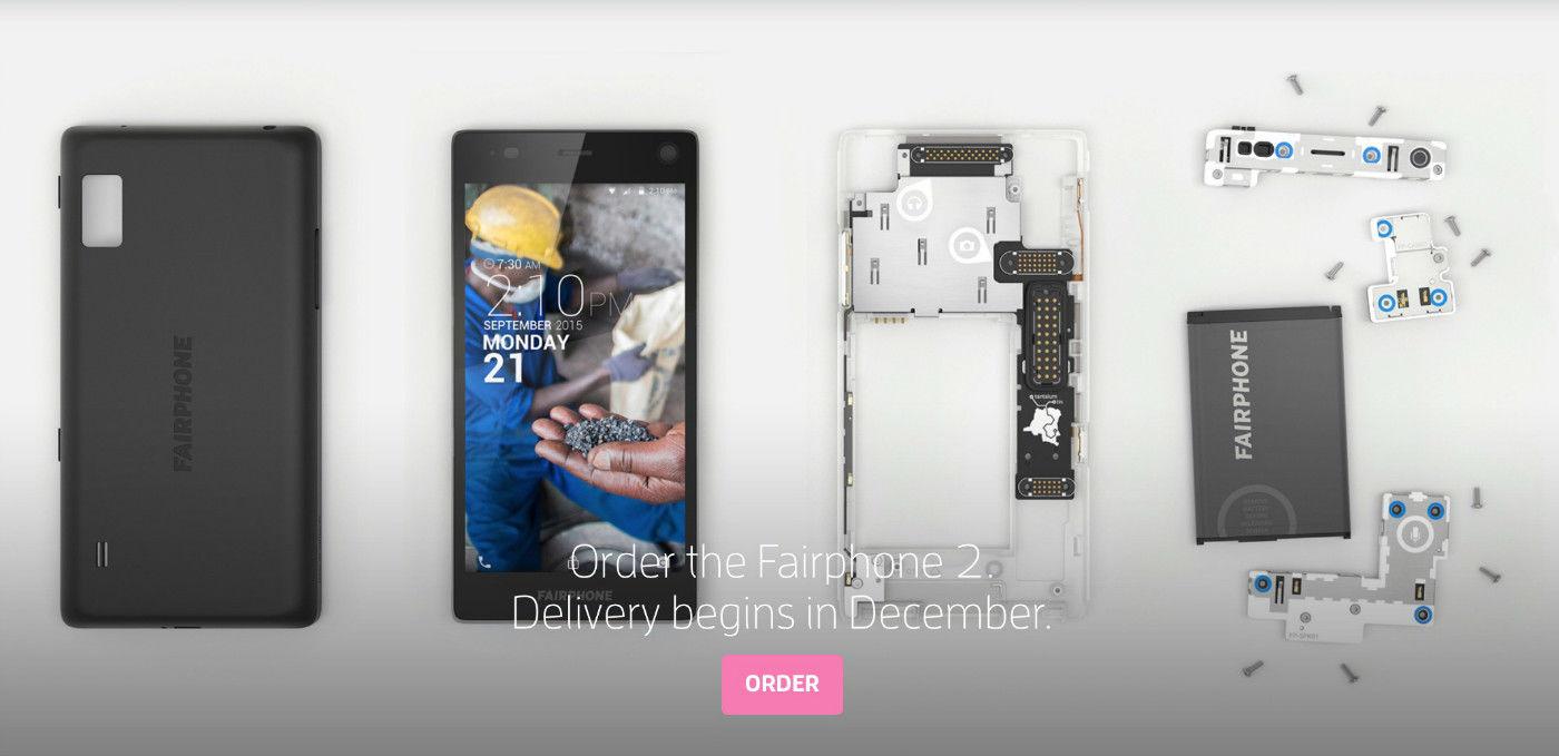 不到一部 iPhone 的钱,你就可以买到世界第一款模块化手机