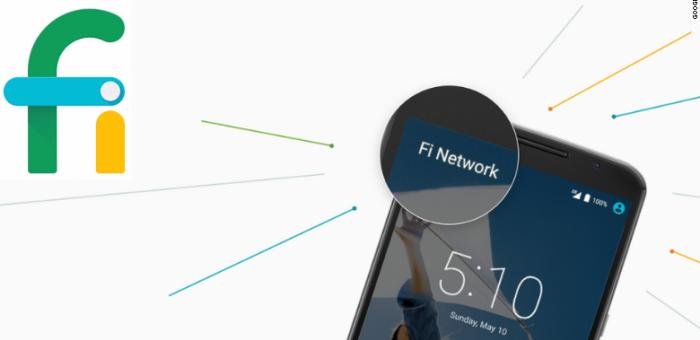 谷歌在美推出无线服务 Project Fi | 极客早知道 2015 年 4 月 23 日