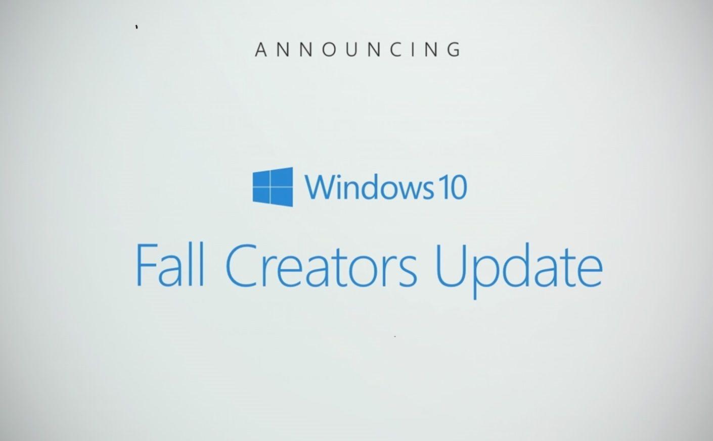 Windows 10 秋季创作者更新 10 月 17 日发布;马化腾携高管到访苹果总部 | 极客早知道