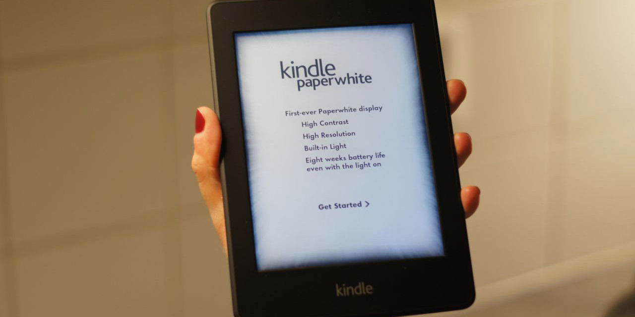 Kindle Paperwhite 3 低调发布 | 极客早知道 2015 年 6 月 18 日