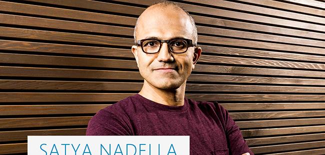 微软的新官上任:纳德拉的任务列表