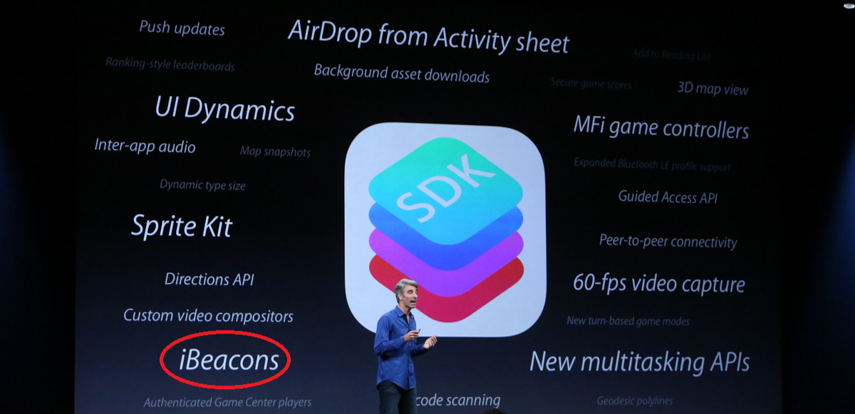 【外媒头条】苹果升级iBeacons,基于iPhone的支付服务呼之欲来