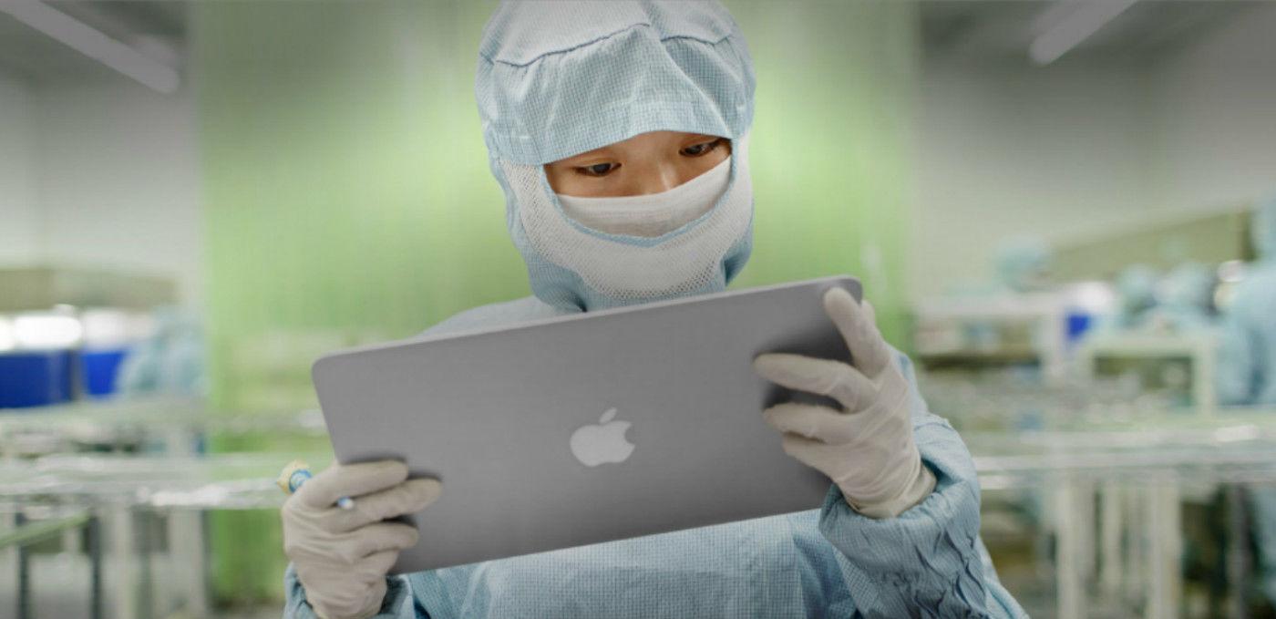 除了玩游戏看视频,苹果想让你工作的时候也用iPad