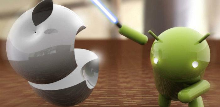 【完全极客养成指南】在改变世界的背后,苹果和谷歌的真实战争是怎样的