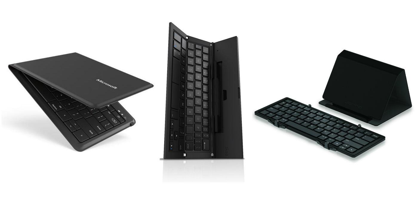 如何优雅的将键盘装进口袋里?