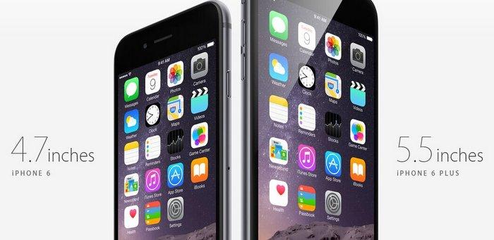 90 秒看懂 2014 苹果新品发布会