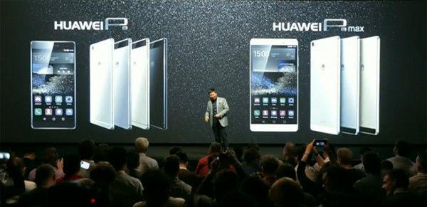 华为发布新一代旗舰手机 P8 与 P8 Max | 极客早知道 2015 年 4 月 16 日