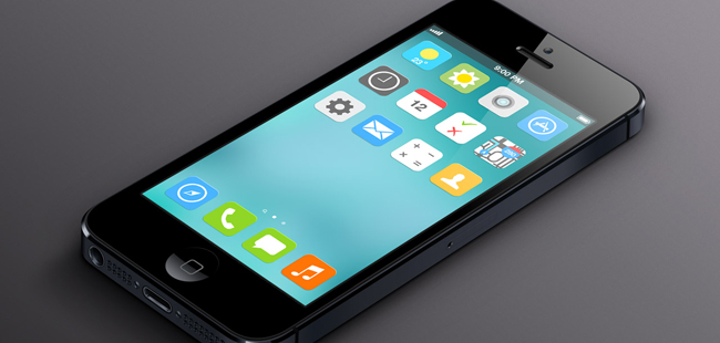 带九宫格的 iOS7 | 极客早知道2013年7月30日