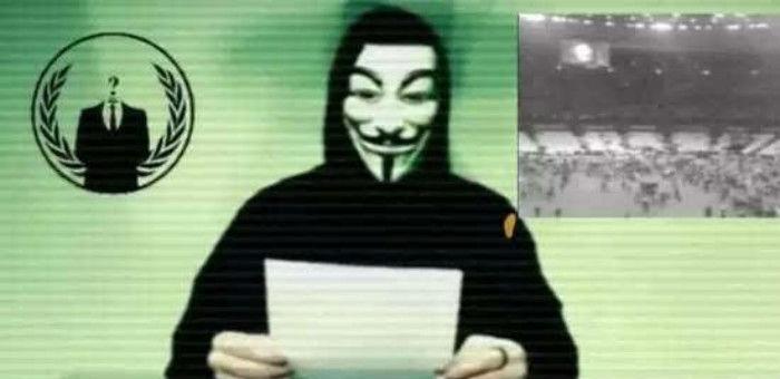 键盘侠登场,全球最大黑客组织向 ISIS 宣战丨极客早知道 2015 年 11 月 17 日