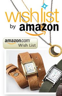 从亚马逊的 Wish List 想到的