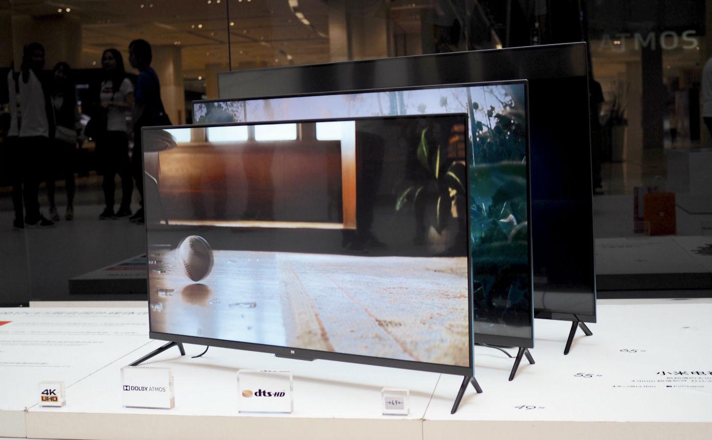 小米电视 4 发布:当 4.9 毫米厚的电视只要 3499 元