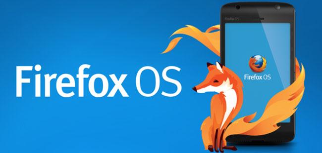 新移动平台的竞争中Firefox OS领先