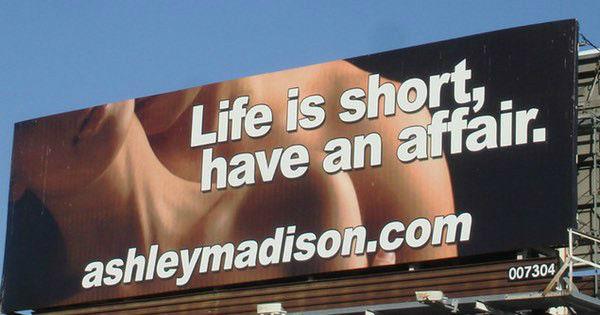 多么痛的领悟!婚外情网站Ashley Madison的用户数据被黑客公开了