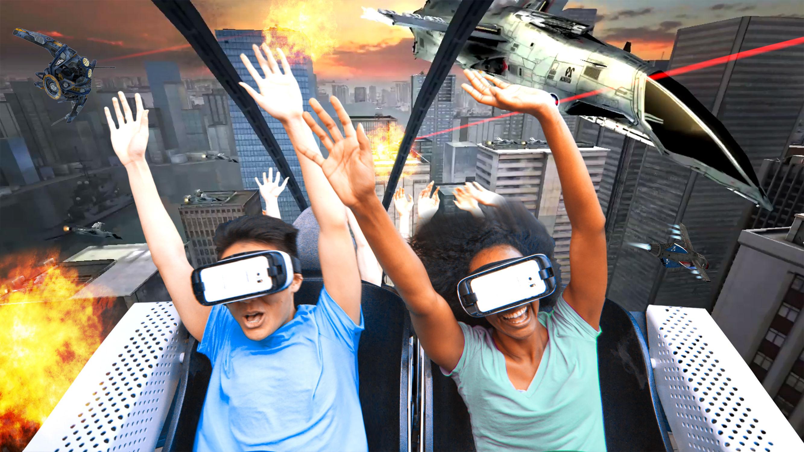 迪士尼们正在老去,主题公园迎来 VR 时代