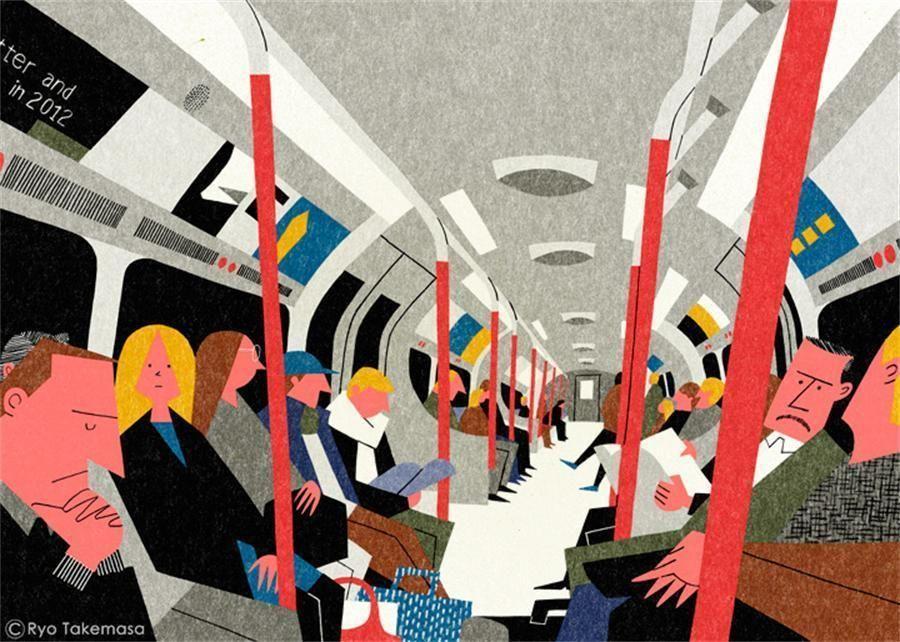 网易催泪乐评、丢书大作战……为什么都发生在那班开往春天的港铁上?