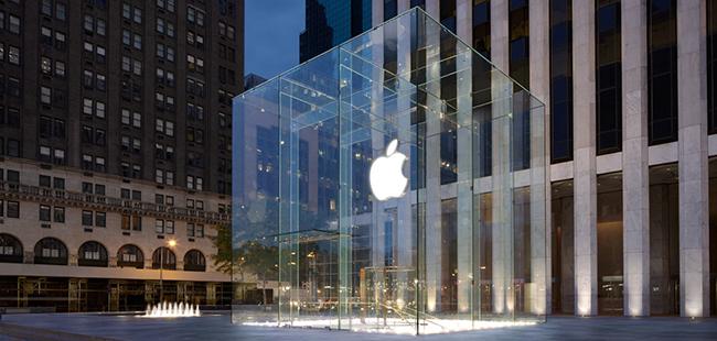 苹果的购物新体验 | 极客早知道 2013 年 12 月 7 日