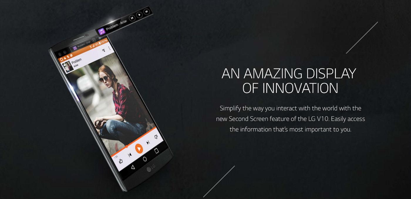 2 块屏幕、3 个摄像头,LG 的新手机有点酷