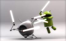 专利大战转机?苹果考虑向部分 Android 厂商授权专利