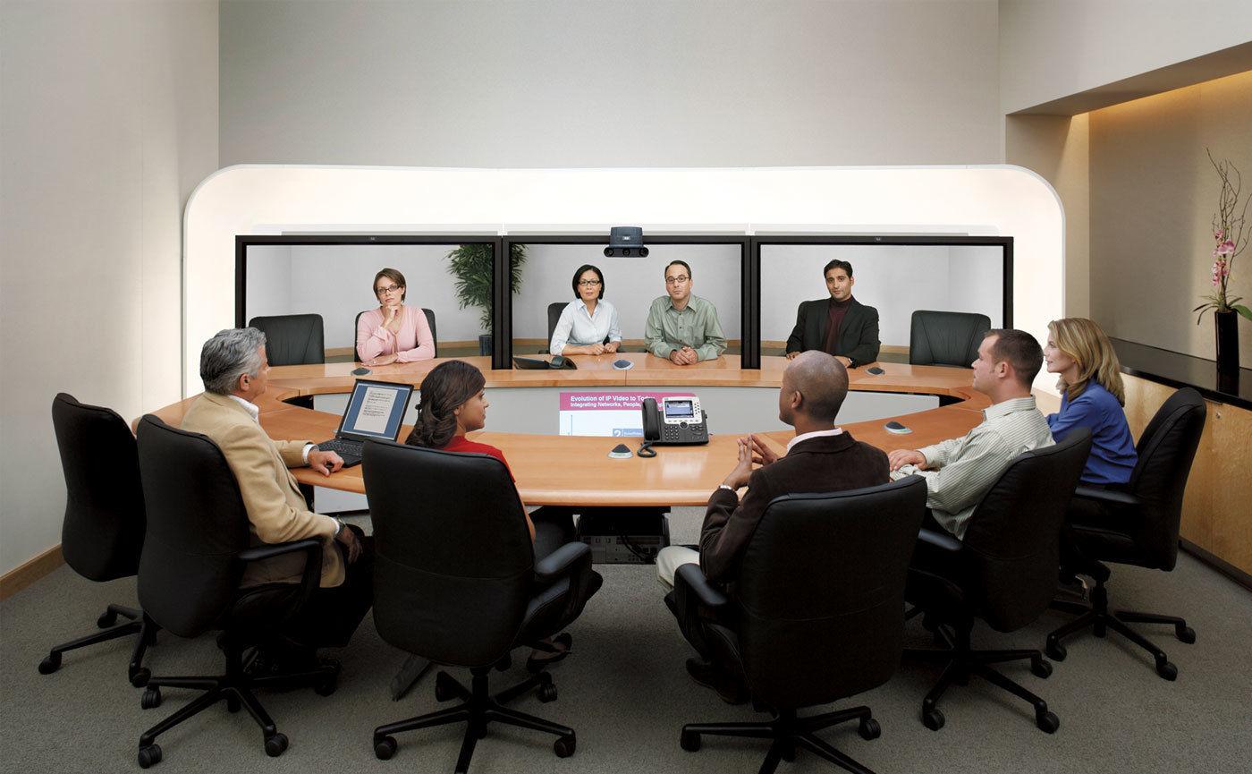 电话会议效率太低?让 AR 技术帮你解决问题