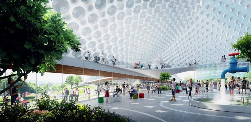 谷歌新总部:建筑能像 APP 一样随时更新 | 极客早知道 2015 年 3 月 6 日