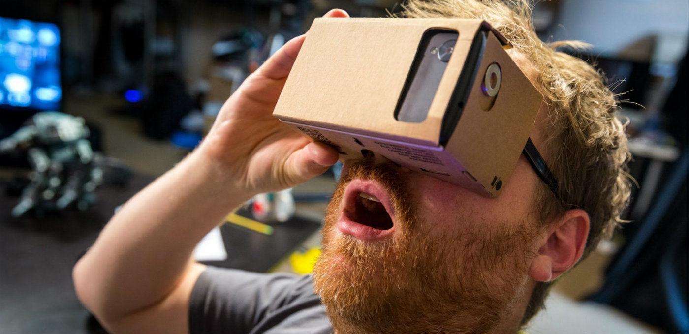 Google Cardboard:创意与兼容并存