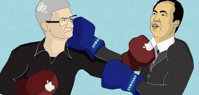 苹果再战三星 | 极客早知道2013年8月10日