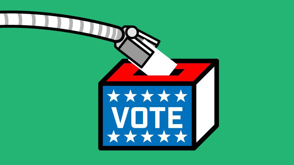 在人工智能时代,你会让算法帮你选总统吗?