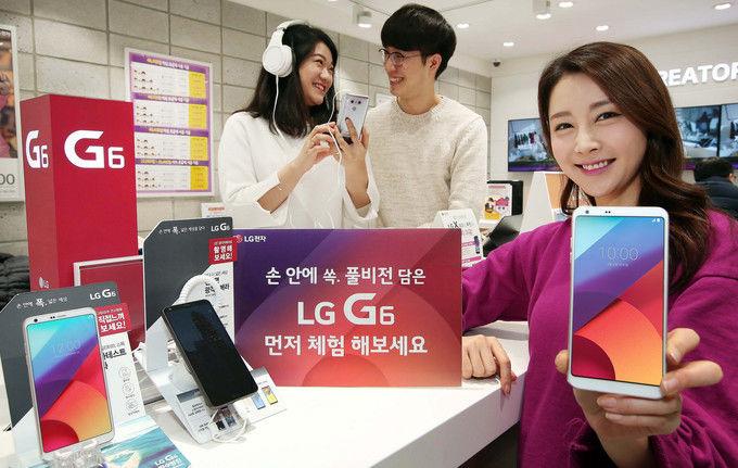 LG G6 可能无缘国行版 韩国巨头恐将退出中国市场 | 极客早知道 2017 年 3 月 15 日