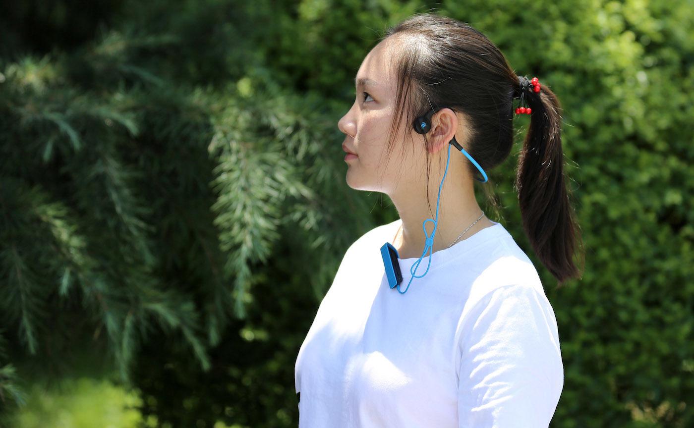 众测反馈   Breez 骨传导耳机超「轻」体验