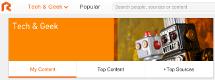 【今日看点】后 Google Reader 时代的旗帜:前进,Rockmelt!