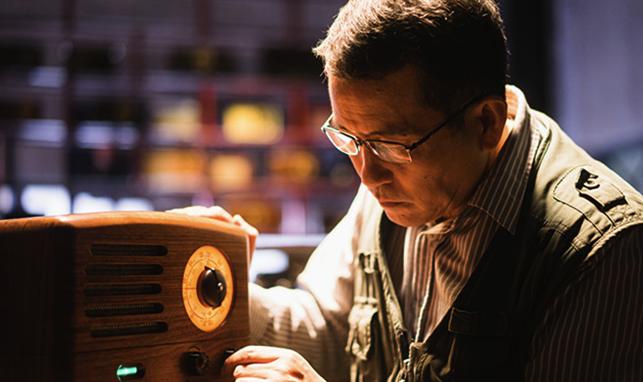 不只收音机,猫王要打造最棒的音响品牌