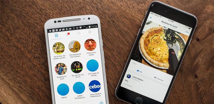 Groups:Facebook 准备靠这货占领兴趣社交市场