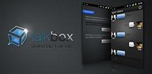 "Talkbox 的起承转""结"""