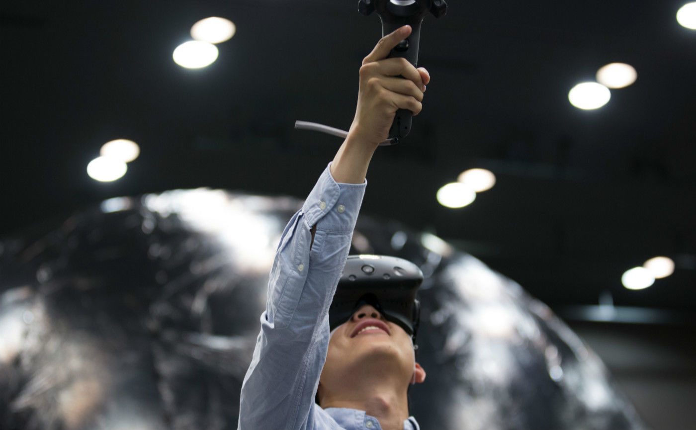 面对 VR 购物未来,我们到底还缺什么?