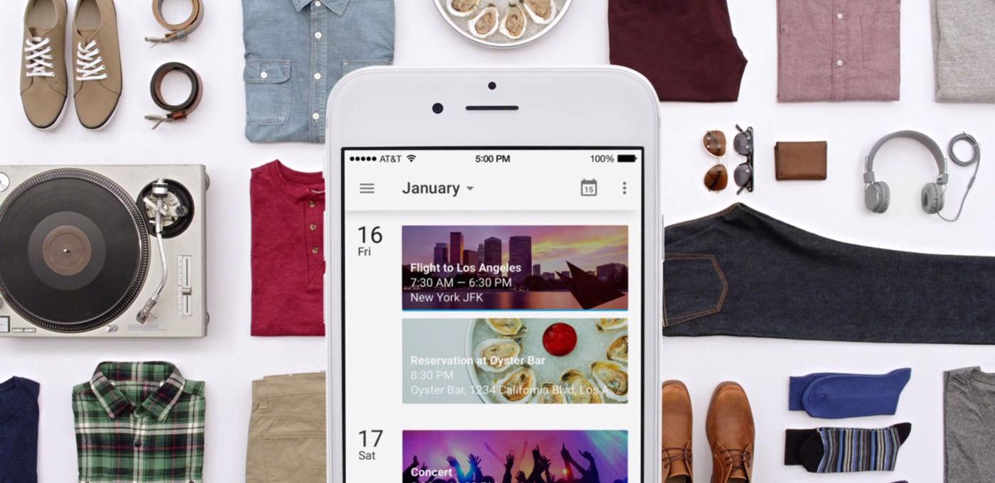 Google Calendar 推出 iOS 版 | 极客早知道 2015 年 3 月 11 日