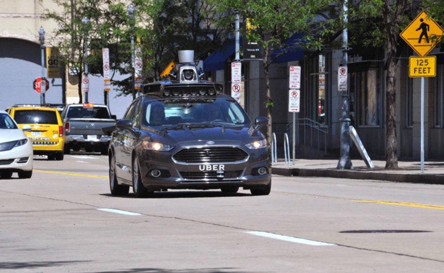 Google 之后, Uber 也要路试无人汽车,无人驾驶到底离你有多远?