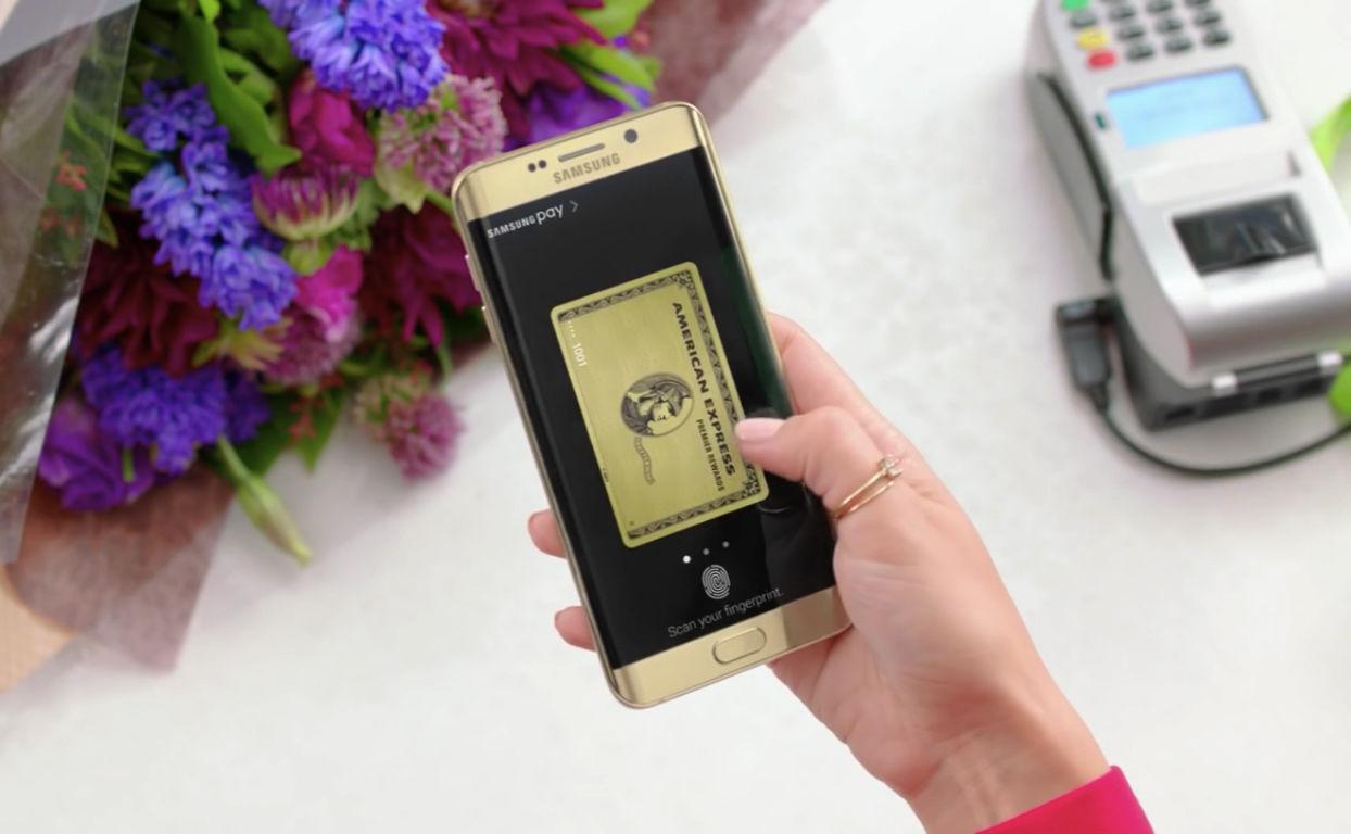 Samsung Pay体验:风水轮流转,这回三星比苹果的Apple Pay酷多了