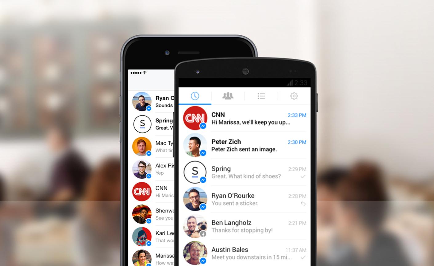 上线两月就有了一万多个机器人,Facebook Messenger 的聊天机器人平台又多了几项新功能