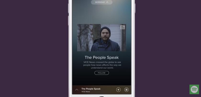 Spotify 全新改版增加视频功能| 极客早知道 2015 年 5 月 21 日