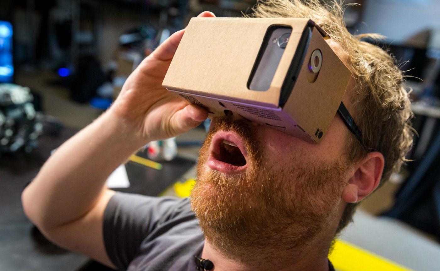 不想缺席今年的 VR 大战,Google 也要成立专门的虚拟现实部门