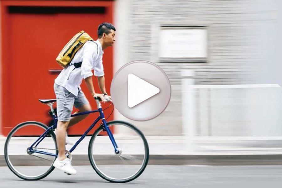 中年男人不发臭:一名陕西文艺极客和他 2 个轮子的英雄主义