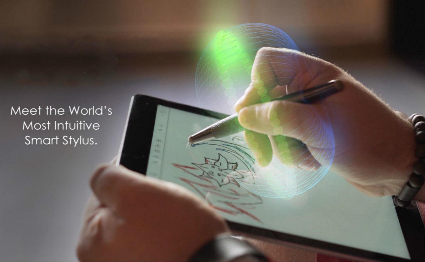 面对这支能在 iPad 上涂写的笔,Note 用户也坐不住了