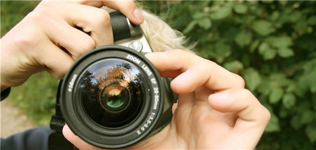 当我们在拍照时,我们其实想做什么?